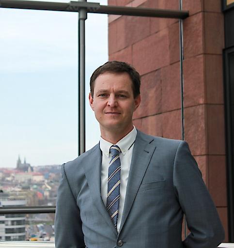 Vaclav Jonas ist neuer Geschäftsführer der Prager Niederlassung von CA Immo