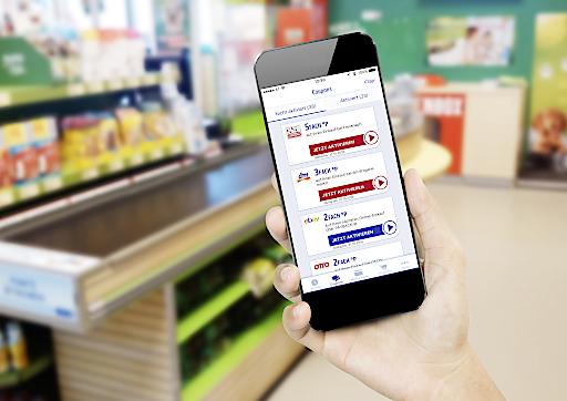 Mit der PAYBACK App ist es ganz einfach, bei jedem Einkauf zu punkten.
