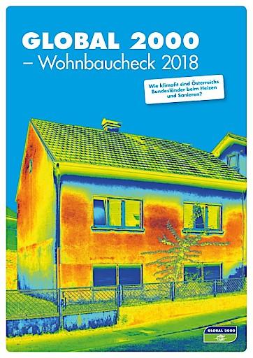GLOBAL 2000-Wohnbaucheck: Niederösterreich, Salzburg und Vorarlberg haben die Nase vorn