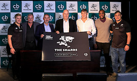 Fotograf: THE SHARKS/Howard Cleland, Fotocredit: THE SHARKS/Howard Cleland