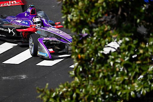 Alex Lynn unterwegs im DSV-03 für DS Virgin Racing