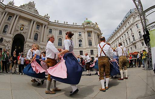 Buntes Programm beim Marchfeldtag in Wien