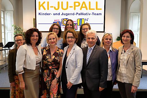 10 Jahre Kinder- und Jugend-Palliativ Team