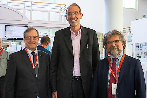 Bildungsminister Heinz Faßmann sprach beim 2. Symposion des Fachverbandes der Buch und Medienwirtschaft in der Pädagogischen Hochschule in Wien
