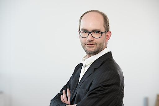 Jürgen Schlott, Geschäftsführer der FOCUS Online Group GmbH.