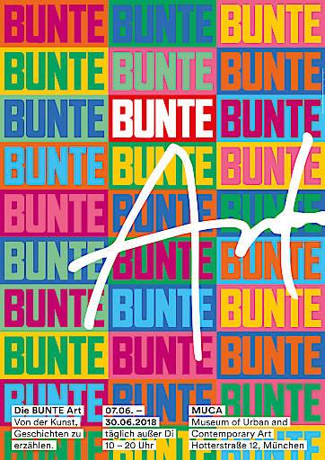 Bunte ART Poster - Hubert Burda Media