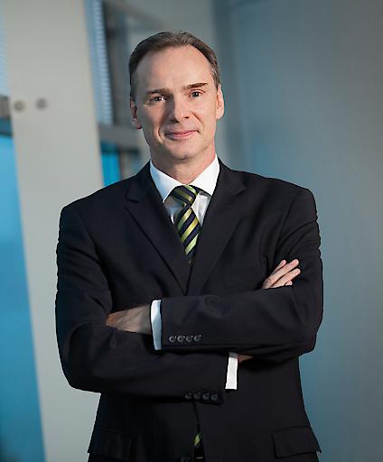 Wolfram Diener, Geschäftsführer Operatives Messegeschäft der Messe Düsseldorf GmbH