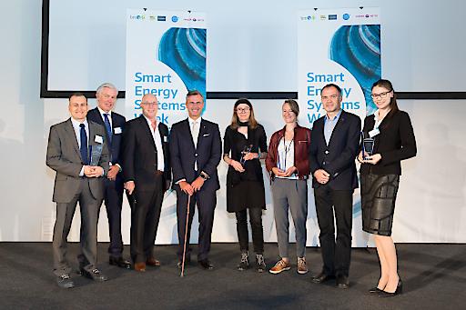 Eröffnung der Smart Energy Systems Week 2018