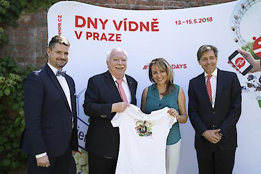 Wien Tage in Prag, 13.-15. Mai 2018