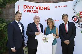 Wien Tage in Prag