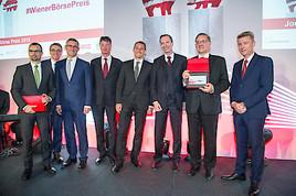 Wiener Börse Preis – Flughafen Wien für beste Medienarbeit ausgezeichnet