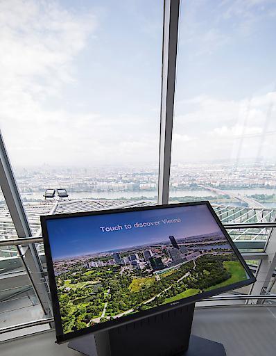 Top of Vienna – Wiedereröffnung am Donauturm