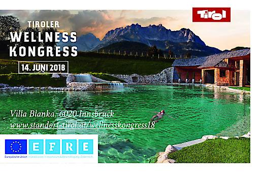 Sujet Tiroler Wellnesskongress 2018