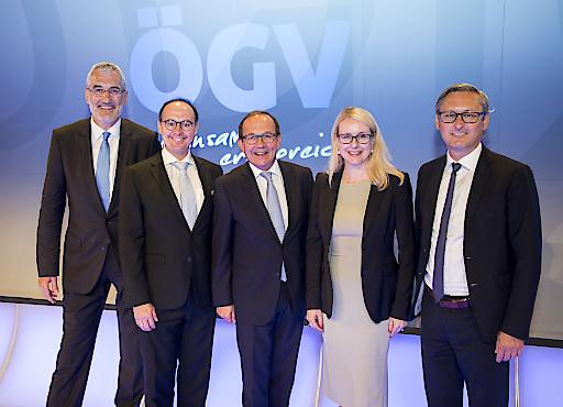 """Bild zu OTS - Ministerin Schramböck: """"Genossenschaften als Multiplikator für Digitalisierung"""""""