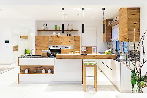 Bild Kuchen Innenturen Und Mobel Von Hartl Haus Hartl Haus