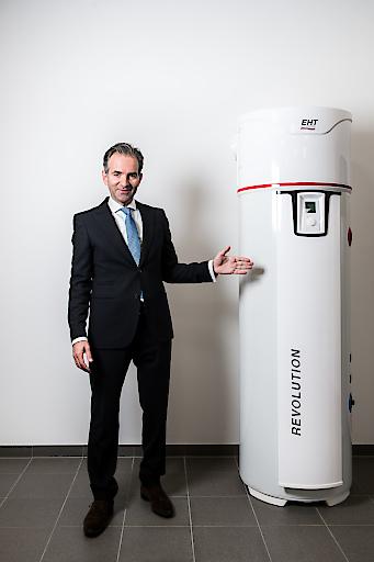 Bild zu OTS - Im Bild: Dr. Martin Hagleitner (Vorstand Austria Email AG)