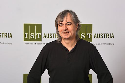 IST Austria Professor Herbert Edelsbrunner