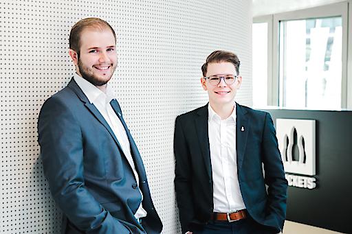 Wolfgang Deutschmann und Peter Garber, Eigentümer und geschäftsführende Gesellschafter der ROCKETS Holding