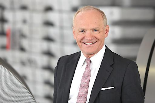 AMAG Austria Metall AG / Vorstandsvorsitzender Dipl.-Ing. Helmut Wieser