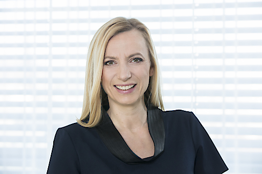 Frauen- und Familienministerin Juliane Bogner-Strauß