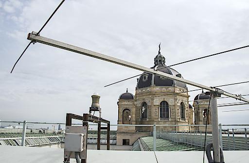 Meteorkamera & Antenne