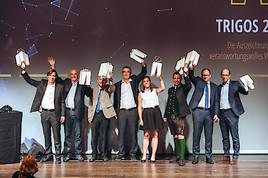 TRIGOS-Gala am 27. Juni 2018 in Wien zeichnet österreichweit herausragende Unternehmen im Bereich Nachhaltigkeit aus!
