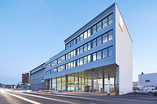 Schindler Neubau