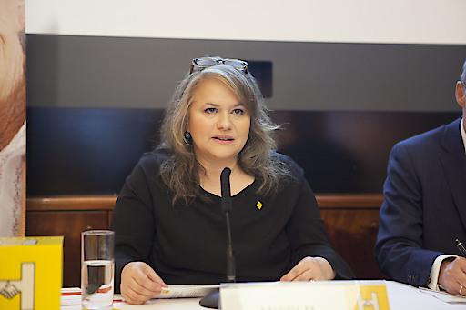 Elisabeth Anselm, Geschäftsführerin Hilfswerk Österreich
