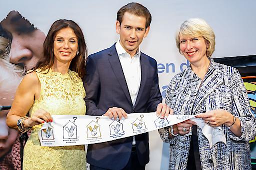 Ronald McDonald Kinderhilfe eröffnet zweites Haus in Wien