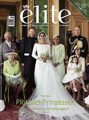 Plötzlich Prinzesserl – 11 Hochzeiten und ein Trennungsfall