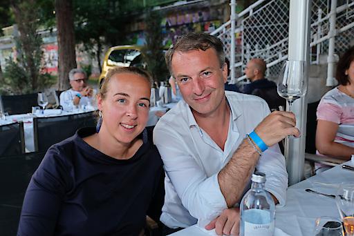 Theresa Sternbach (Red Bull Media House), André Eckert (iab)