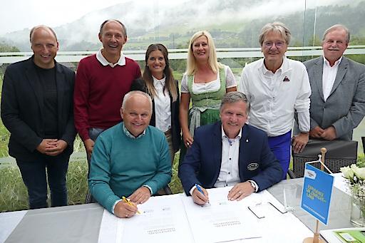 "Golfclub Mittersill nennt sich nun ""Golfclub Hohe Tauern"""