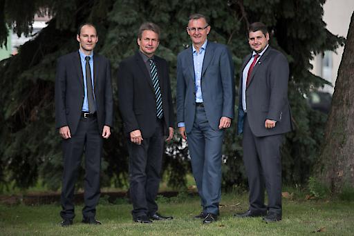 Biomasse-Verband und Fachverband Gas Wärme besiegeln Zusammenarbeit