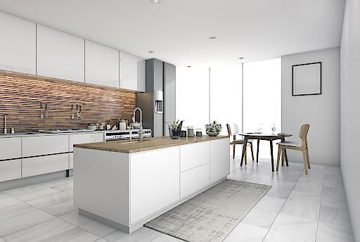 Moderne Küche (iStock-667239940)