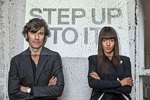 Stefan Sagmeister & Jessica Walsh, Porträt, 2013