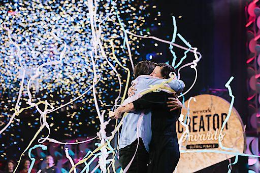 """WeWork Creator Awards / WeWork fördert engagierte NGOs in Deutschland / WeWork Creator Awards. Weiterer Text über ots und www.presseportal.de/nr/131375 / Die Verwendung dieses Bildes ist für redaktionelle Zwecke honorarfrei. Veröffentlichung bitte unter Quellenangabe: """"obs/WeWork"""""""