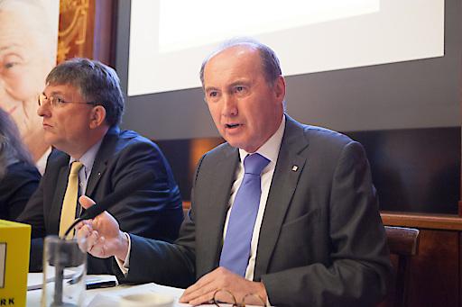 Othmar Karas, Präsident Hilfswerk Österreich