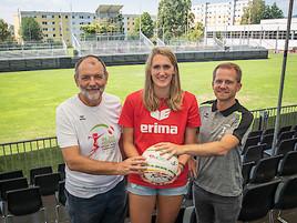 Frauen Faustball Weltmeisterschaft: Linz ist bereit für die größte WM der Geschichte