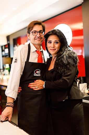 neues Segafredo Zanetti Espresso Maria-Theresien-Strasse