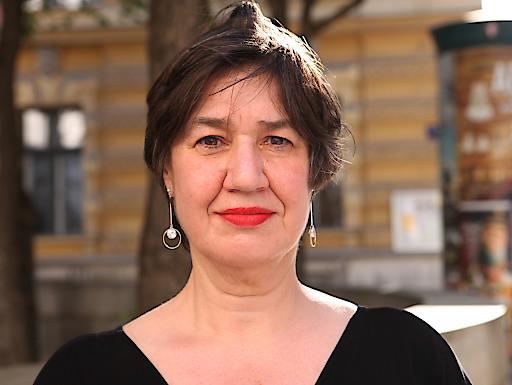 Filmemacherin und -produzentin Gerda Leopold