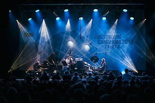 Vom 23.-26. August 2018 findet zum 39. Mal das Internationale Jazzfestival in Saalfelden Leogang statt.