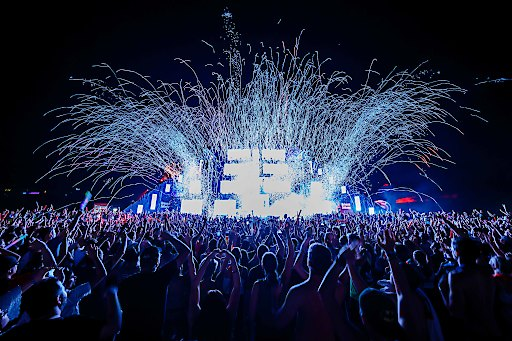 Electric Nation Vienna 2018 Open Air