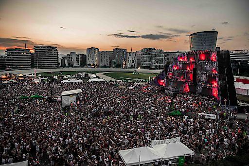 Ö3 Electric Nation Vienna 2018