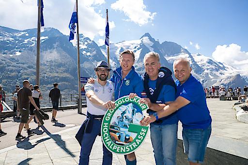 FC Schalke 04, Trainigslager, Mittersill, Sponsoren, Workshop, Groß Glockner, 06.08.2018