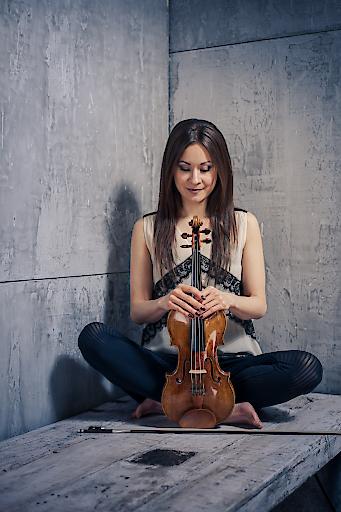 Arabella Steinbacher am 7. September bei HERBSTGOLD - Festival in Eisenstadt
