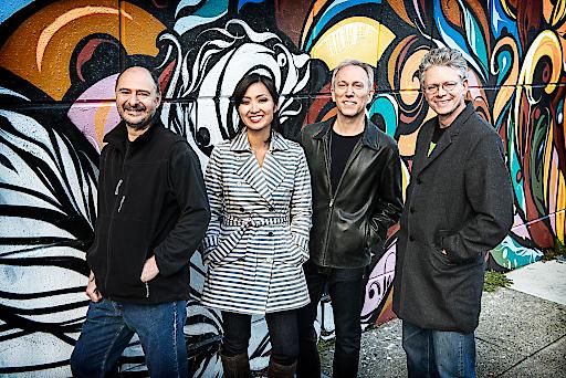 Kronos Quartet am 15. September bei HERBSTGOLD -Festival in Eisenstadt