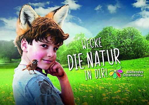 Naturtyp Fuchsjunge, Wecke die Natur in dir