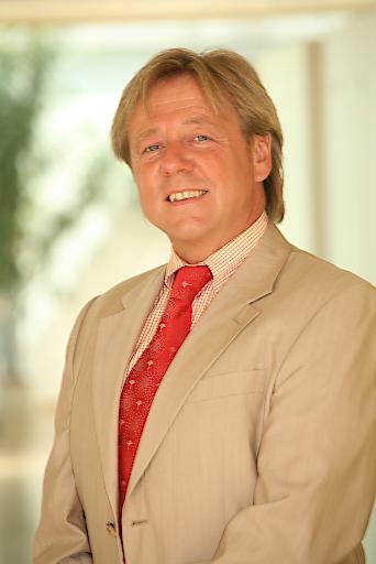 Herbert Weber, Geschäftsführer Lagermax Internationale Spedition GmbH