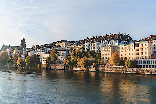 Panorama in Basel
