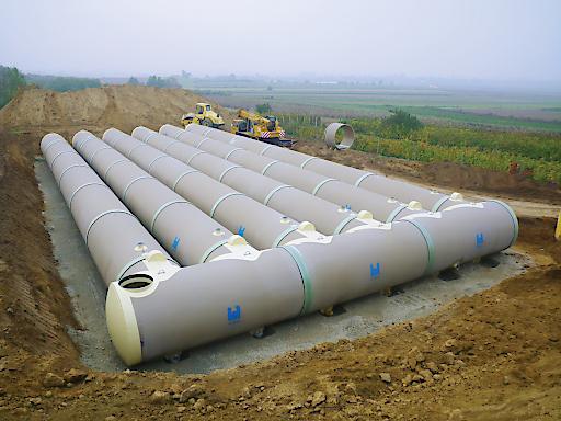 Kärntner GFK-Rohre als Zukunft der Wasserversorgung